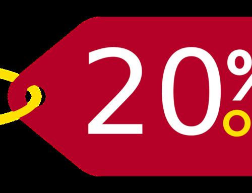 OFFERTA -20%